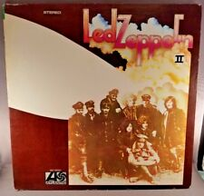 LED ZEPPELIN II NM 1977 GF ATLANTIC SD-19127 PRESSED BY THE ALLIED RECORD Co.