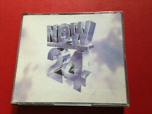 Now That's What I Call Music 24 2 CD Fat Box With Booklet