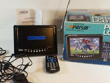 Digital Prism 7 inch Portable Digital Lcd Tv #481217 Complete Rechargeable