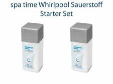 Bayrol Spa Whirlpool Starter Set Oxygen Granules And Activator Spa Time