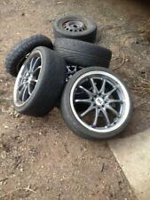 Mag Wheels 4 off Honda Integra 18in multi fit