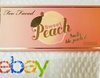 TOO FACED Sweet Peach Eyeshadow Eye Shadow Palette
