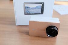 Yi 90003 4K Action Camera - Rosé in OVP, kaum genutzt