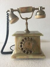 Telefono Rotativo Retro 1970's – Onice Verde