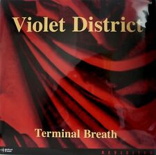 VIOLET DISTRICT - TERMINAL BREATH - PROGROCK - REVISITED - 2010 - sealed