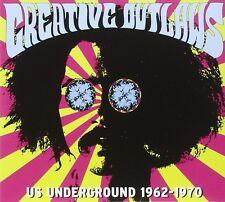 CREATIVE OUTLAWS-US UNDERGROUND 1962-1970  CD NEU