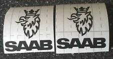 SAAB Griffin Decals x 2 65.5mm x 63.5mm