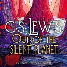 The Ransom Trilogy: Out of the Silent Planet by C. S. Lewis (2012, CD,...