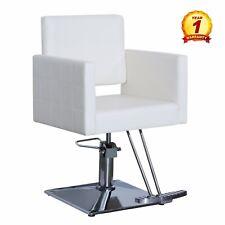 Barber Chair Heavy Duty Hydraulic Rotatable Beauty Hair Stylist Salon Equipment