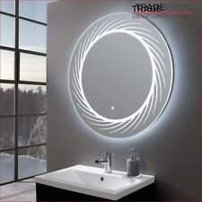 Grace Round LED Mirror 800mm
