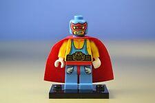lego minifigures series 1 Wrestler  8683