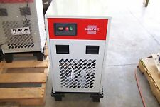 Keltec KRAD 60 Refrigerated air dryer 60 cfm integrated pre and afterfilter