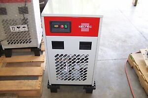 Keltec KRAD 200 Refrigerated air dryer 200 cfm  integrated Pre and Afterfilter