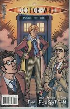 Doctor Who #4 The Forgotten comic book 6th 7th 10th Doctor TV show series