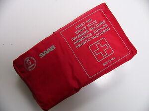 OEM Saab First Aid Kit - Factory Dealer Accessory - 9-3 900 9-5 Aero