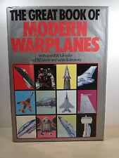 THE GREAT BOOK OF MODERN WARPLANES,