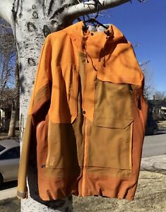 Trew Beast Ski Snowboard Jacket Men's Large Oranges *VGUC*