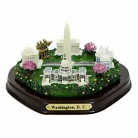Washington DC Landmarks Executive Desk Model 6 Inches