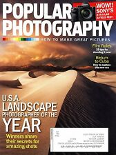 Popular Photography Mag. USA Landscape Photographer of the Year & 25 Film Rules