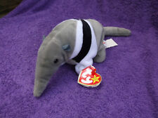 Ty Beanie Babies Ants the Anteater 1997, retired with original tag