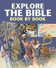 Explore the Bible Book by Book (Hardback or Cased Book)