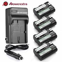 2200mAh BP-511A Battery + Charger for Canon EOS 20D 30D 300D 40D 50D 5D BP-512