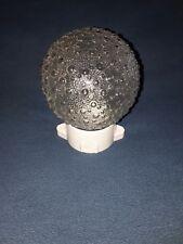 alte Lampe 50er60er Jahre Ostalgie RZB lamp bubble loft Industrie Pressglas 50s