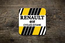 Renault Elf Jersey Coaster - Bike Ninja Cycling Retro Road