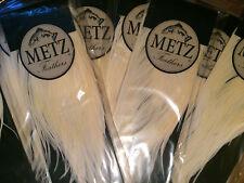 METZ #2 CREAM SADDLE  -- Fly Tying Quality