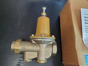 "Watts 1"" LF-25AUB-Z3 Lead Free Adjustable Water Pressure Reducing Valve"