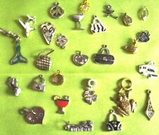 26 Little Charms for Crafts or Jewelry Making