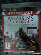 Assassin´s Creed II Game of the Year Edition Nuevo precintado PS3 Assassins