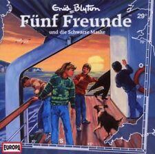 CD * FÜNF FREUNDE - HÖRSPIEL / CD 29 - UND DIE SCHWARZE MASKE # NEU OVP =
