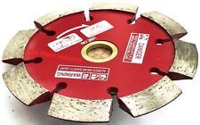 4 1/2'' crack chaser for joint widening available in quantity discounts