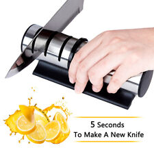 Multi Easy 3-Stage Professional Chef Kitchen Tool Knife Sharpener Diamond Home