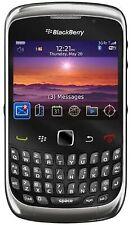 *SLEEK & STYLISH UNLOCKED / SIMFREE BlackBerry Curve 3G 9300 Smartphone + USB CA