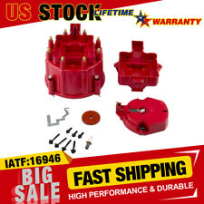 AFTERMARKET HEI DISTRIBUTOR CAP & ROTOR FOR CHEVY GM SBC BBC 305 350 454 US