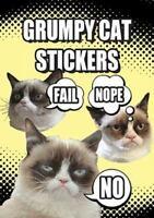 NEW - Grumpy Cat Stickers by Grumpy Cat