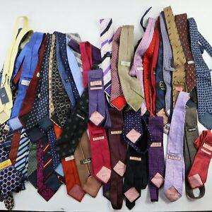 Mens Second Hand Tie Job Lot 70 item - 5 Kg A294