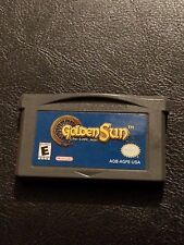 Golden Sun: The Lost Age  (Nintendo Game Boy Advance, 2003) GBA W MANUAL & Case