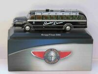 Krupp Titan, O80, MODEL COACH, BUS, 1:76, ATLAS, IXO.