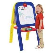 Easel For Kids Double Magnetic Dry Erase Drawing Board Children Art Chalkboard