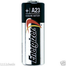 Energizer A23 Battery 12Volt 23AE 21/23 GP23 23A 23GA MN21 12v 1 Pack BULK