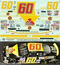 NASCAR DECAL #60 WINN DIXIE 1999 BGN FORD TAURUS MARK MARTIN SLIXX