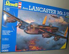 Avro LANCASTER B1 9 /100 Sqn RAF Bardney / Elsham. REVELL 1/72 detailed KIT