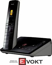 Panasonic Kx-Prw130Gw Dect Cordless Phone Answering Machine System Genuine