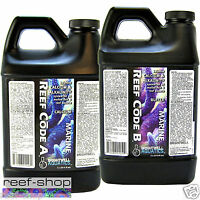 Brightwell Reef Code AB PRO PACK 2x 2 Liter Calcium KH Buffer Free USA Shipping