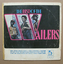 BOB MARLEY WAILERS LP - BEST OF THE WAILERS  on the BEVERLEY's  label .