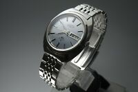 Vintage 1972 JAPAN SEIKO LORD MATIC WEEKDATER 5606-7150 23Jewels Automatic.
