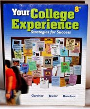 8th Ed Your College Experience Strategies for Success Wadsworth Cengage Learning
